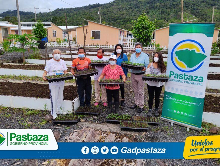 ¡Apoyamos al sector productivo de Santa Clara con la entrega de alevines y hortalizas!