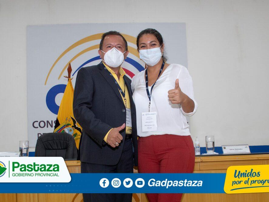 ¡Prefecto de Pastaza forma parte del Consejo de Planificación de la CTEA!